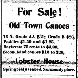 1906_Lobster_House_CC_ad_old_town_ Cronicle_ 1906_09_20